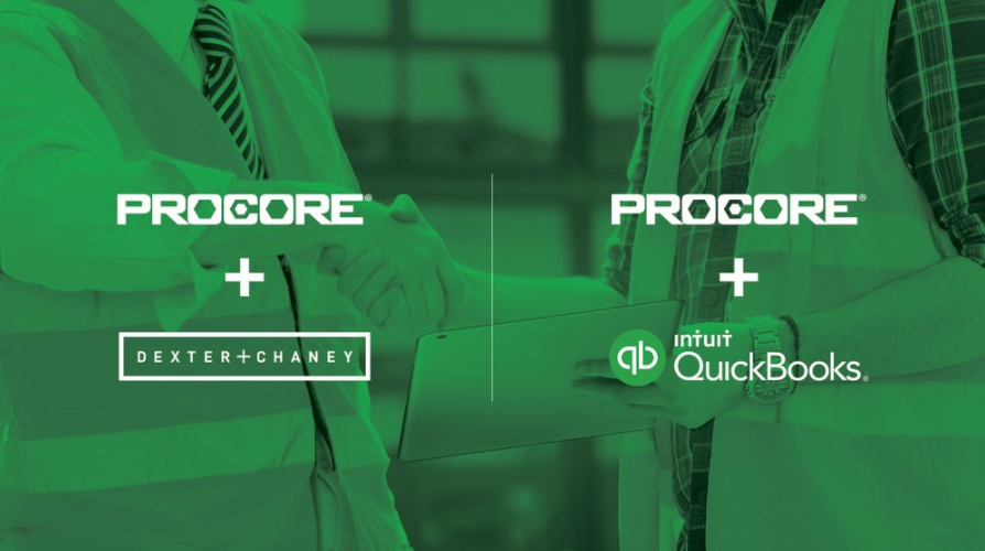 Introducing the QuickBooks and Dexter + Chaney Connectors for Procore