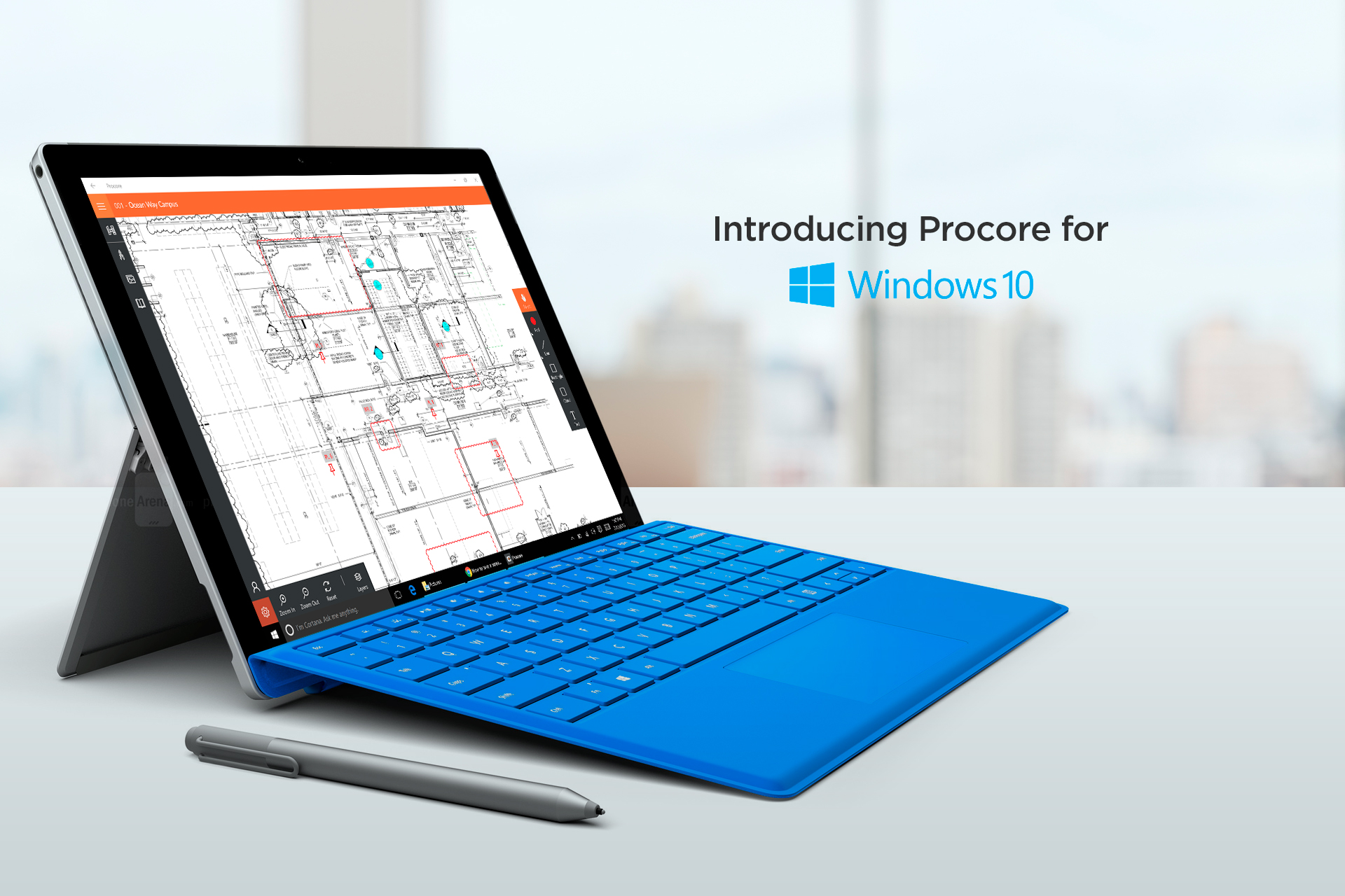 Welcome Windows 10 to the Procore Family of Apps