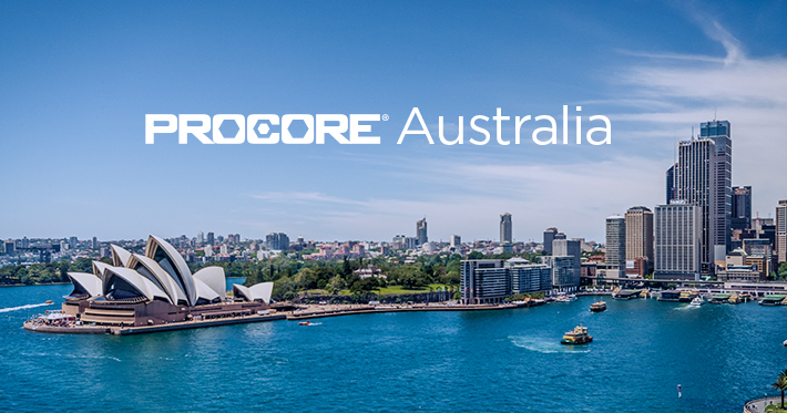 Our New Home In A Land Down Under. Hello Procore Sydney