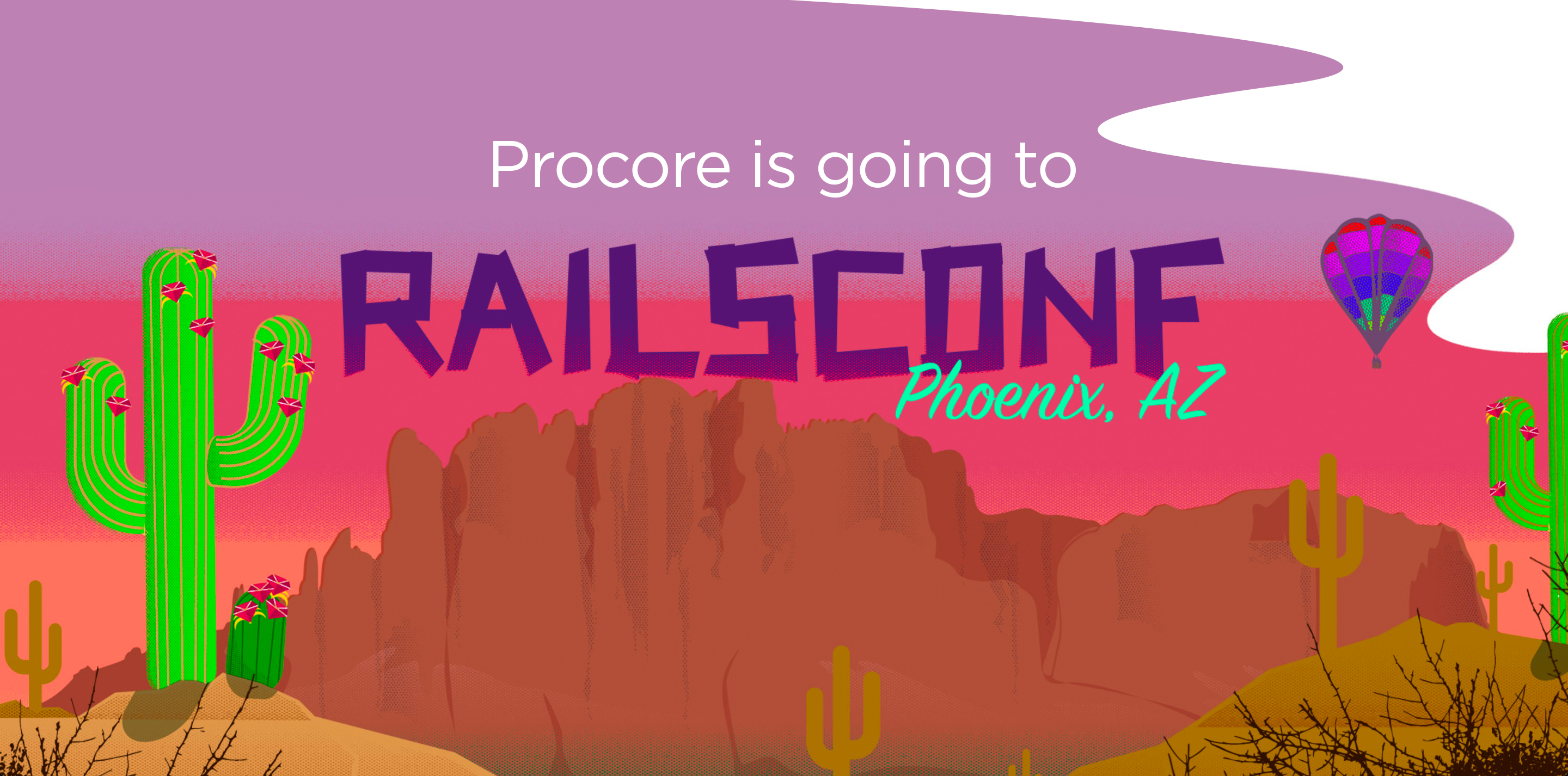 Come Meet-Up with the Procore Engineering Team at RailsConf 2017