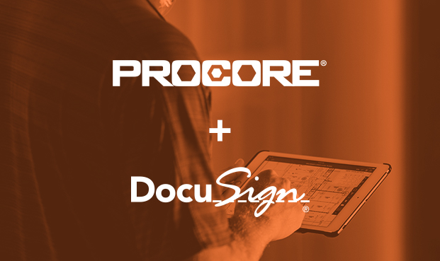 DocuSign Integration Streamlines Documents and Contracts for Construction OS