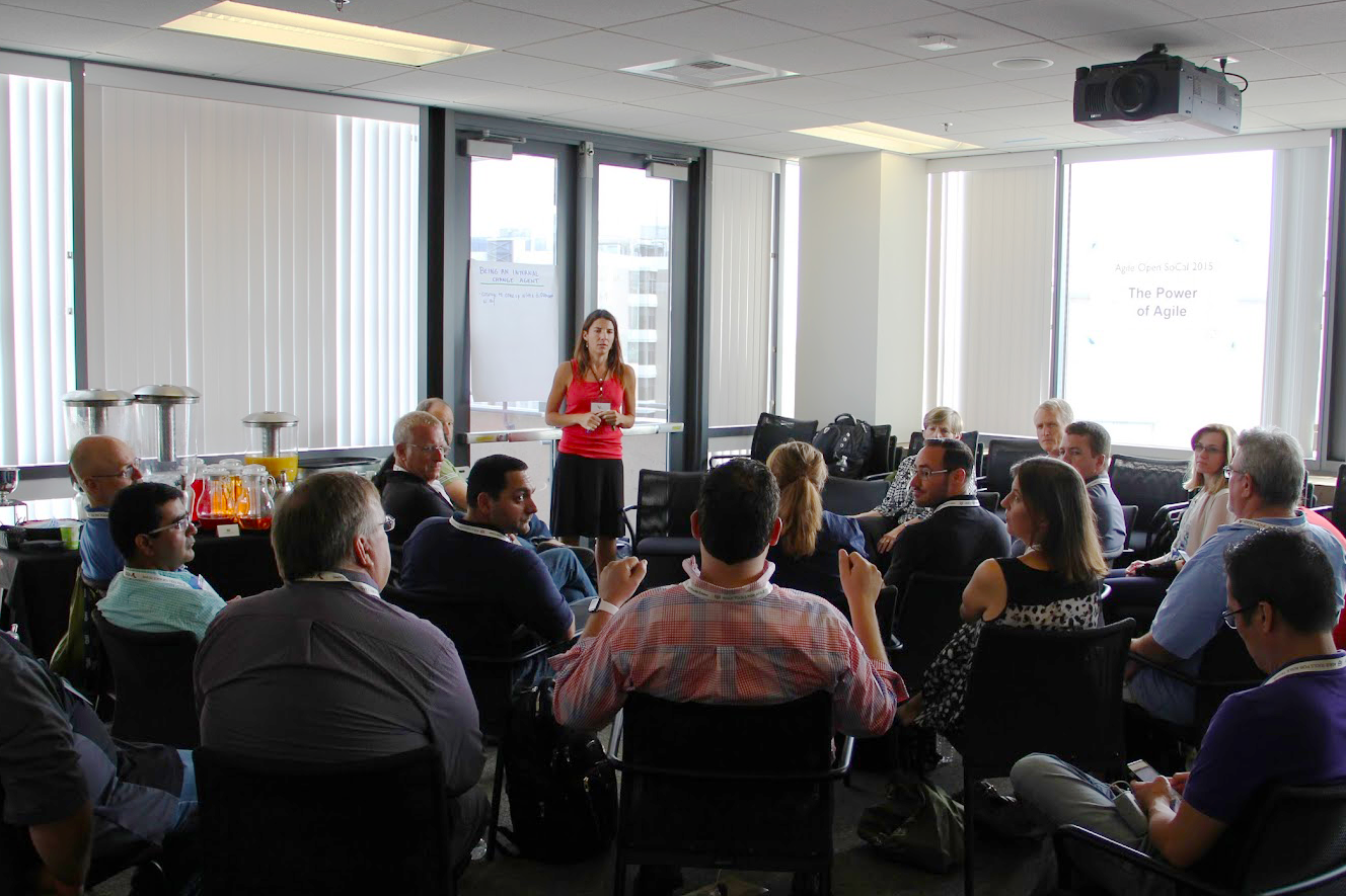 Procore's Heidi Helfand Speaks at the First Women in Tech Silicon Valley Meetup