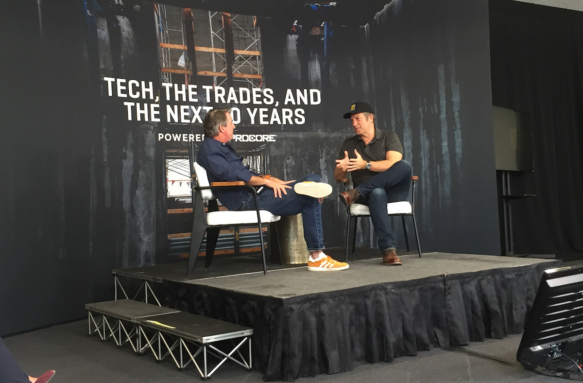 Procore Announces The Winner of The Hard Hat Hero Campaign During Livestream Event with Mike Rowe