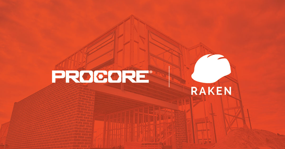 Integrating Raken Daily Reports with Procore