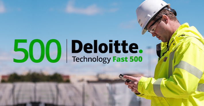 Procore Ranked #147 Fastest Growing Company in North America on Deloitte's 2017 Fast 500 List